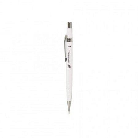 Lapiseira Precision Trend 0.7mm Branca