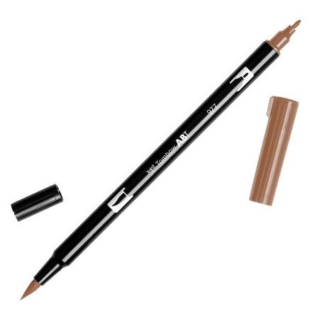 Caneta Tombow - 977 - Saddle Brown