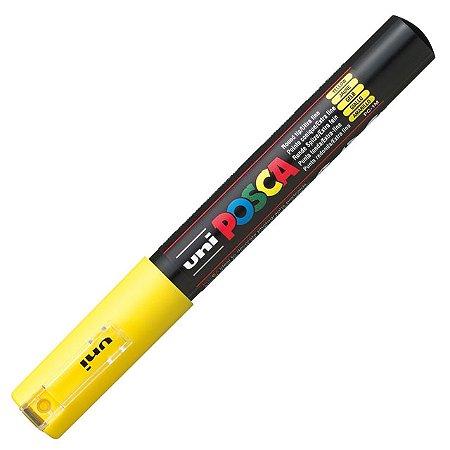 Caneta Posca - PC-1M - Amarelo