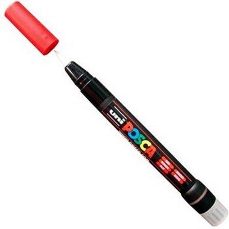 Caneta Posca - PCF-350 - Vermelho