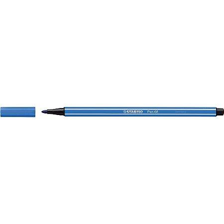 Caneta Stabilo Point 68/41 - Dark Blue