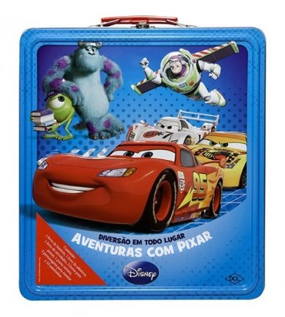 Lata Aventuras com Pixar