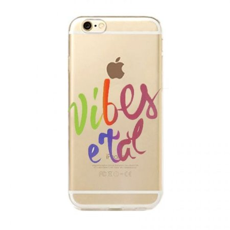 Capa Case Vibes e Tal - Iphone 6/6S