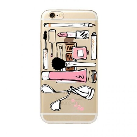 Capa Case Maquiagem - Iphone 6/6S