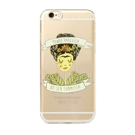 Capa Case Frida - Iphone 6/6S