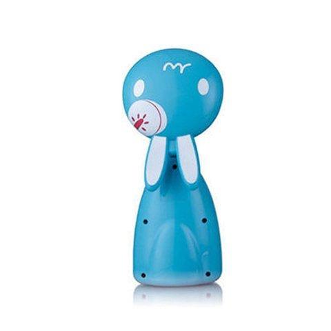 Luminária Abajur Coelho Lucky Rabbit Azul