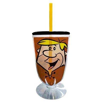 Copo Taça Barney - Os Flintstones
