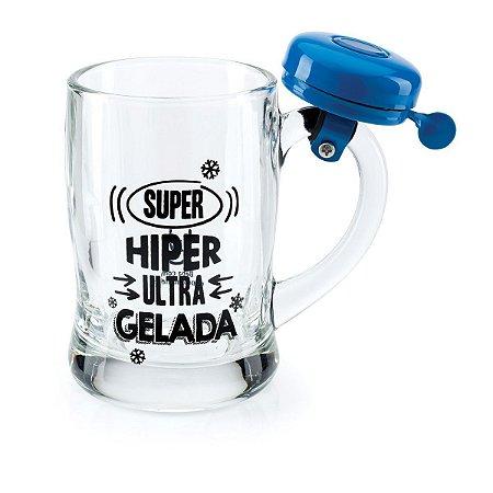 Caneco Campainha - Super Hiper Ultra Gelada