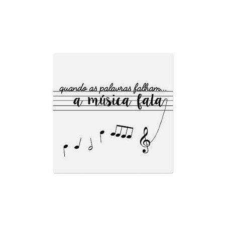 Quadro A Música Fala