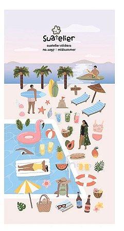 Adesivo Summer