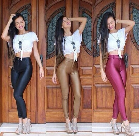 Calça Disco Hot Pants