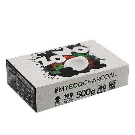 Carvão Zomo Hexagonal