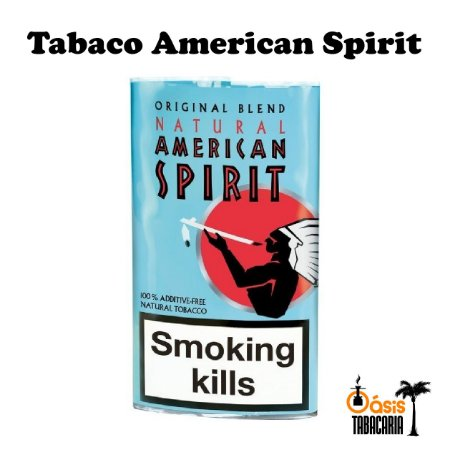 Tabaco American Spirit