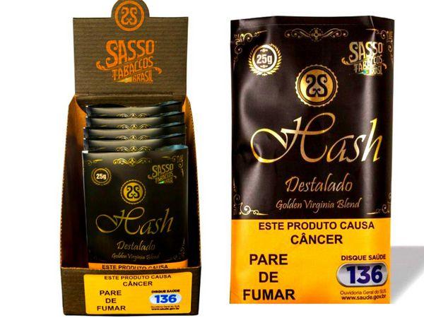 Tabaco Sasso Hash Virginia Blend
