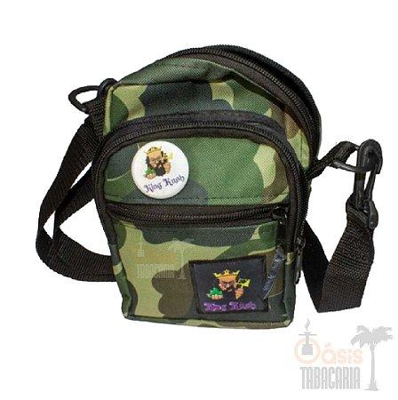 Shoulder Bag King Kush Camuflada