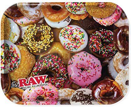 Bandeja RAW Donuts Grande