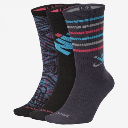 Meia Nike SB kit com 3 pares