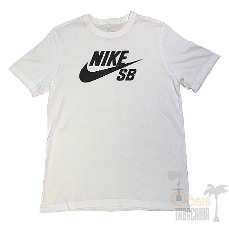 Camiseta Nike SB Dry Tee Branca