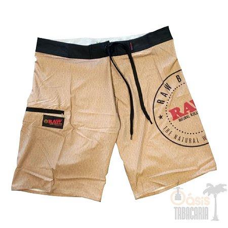 Bermuda RAW Classic Bege
