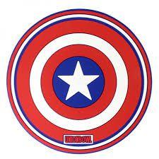 Tapete Unionw Bowl Capitão América