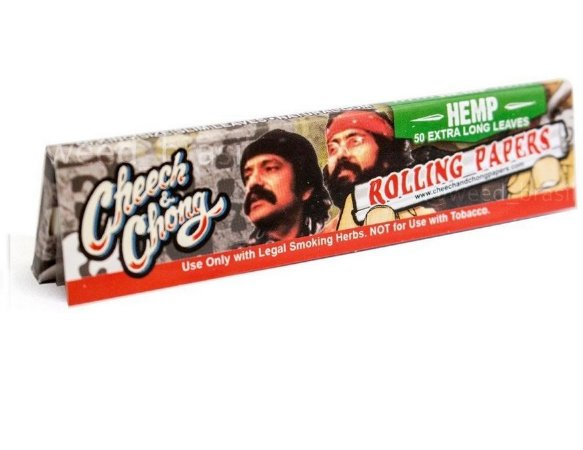 Cheech and Chong Hemp King Size
