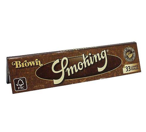 Smoking King Size Brown