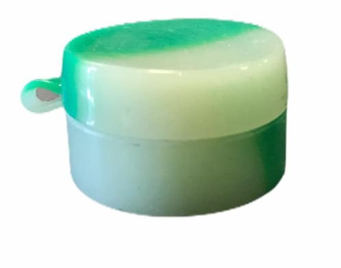 Oil Slick NS 7ml c/ Tampa Junta Verde e Branco