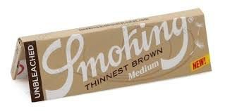 Smoking Brown Thinnest King Size