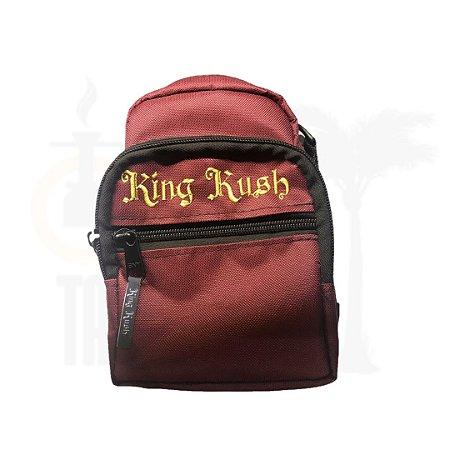 Shoulder Bag King Kush Bordo