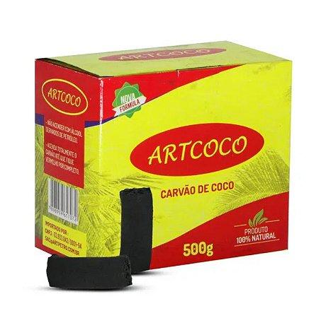 Carvão Artcoco 500g