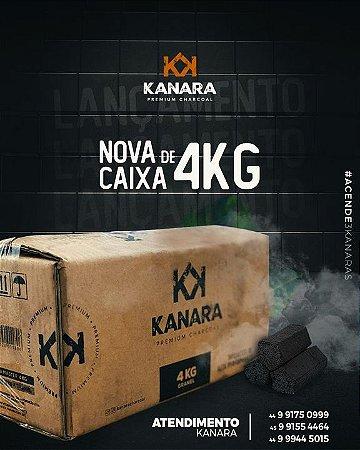 Carvão Kanara a Granel 4kg