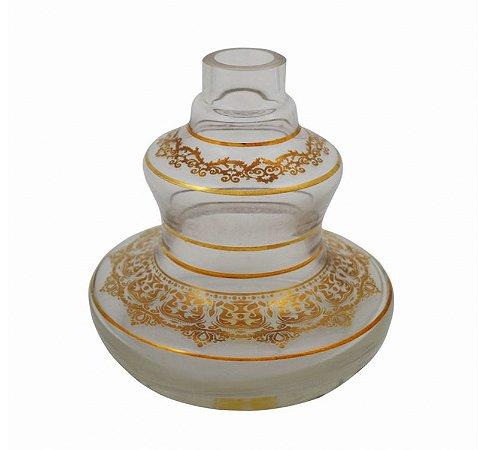 Vaso Style Shisha Glass Onix Grega