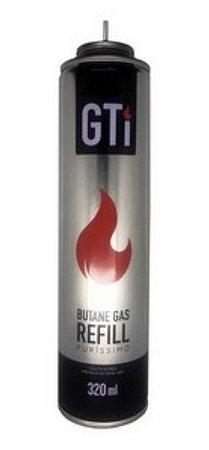 Gás Butano Refil GTi 320ml