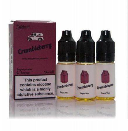 Juice Milkman 10ml 3mg