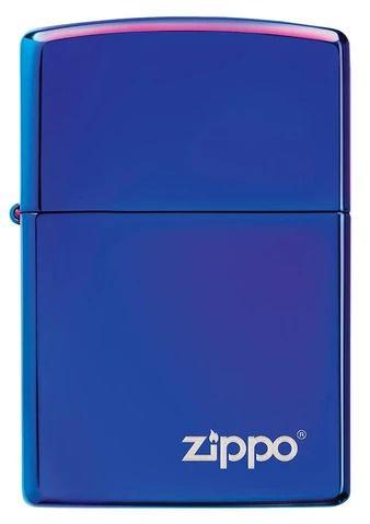 Zippo Indigo Wzippo Lasered