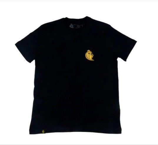 Camiseta Puff Life Preta