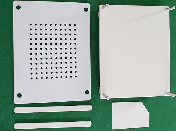 Encapsulador Manual  - Modelo MS-120 - Simples - Neste produto as peças são vendidas avulsas, observe na hora da compra