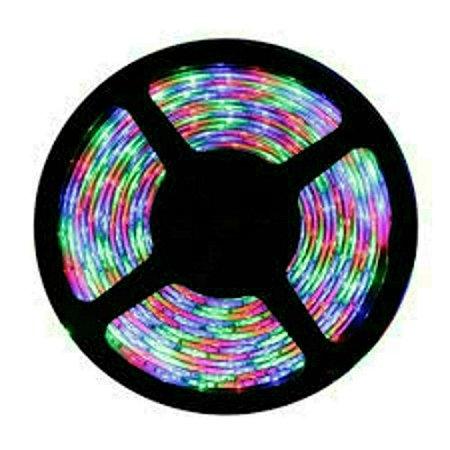 FITA LED 5050 RGB - 16 CORES