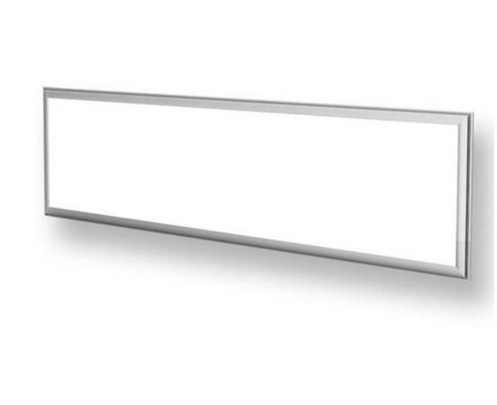 LUMINÁRIA PAINEL 20W LED RETANGULAR EMBUTIR BRANCO FRIO - 120 MM X 620 MM