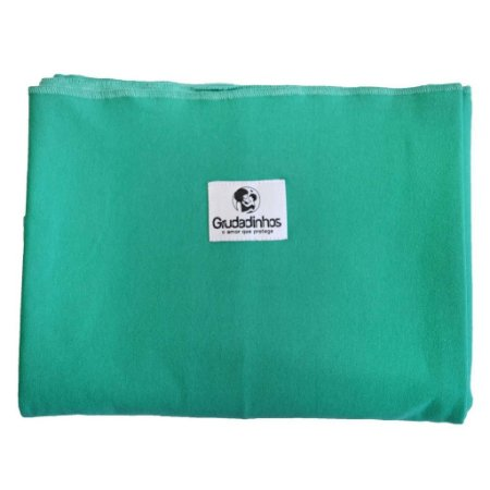 Wrap Sling Elástico na cor Verde Jade
