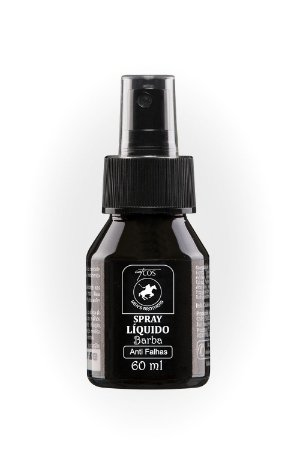 Spray Líquido Para Barba 60ml | Catcos