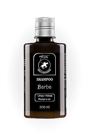 Shampoo Para Barba 300ml | Catcos
