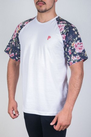 Camiseta White Flower