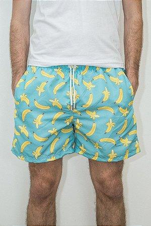 57755afd5f5af bermuda shorts verão banana - Primata Moderno