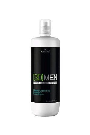 Shampoo Anti Oleosidade [3D]Mension 1000ml