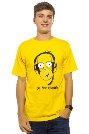 Camiseta Homer Simpsons