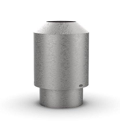 Firepit Inox a Pellet - 20cm - Skaptra