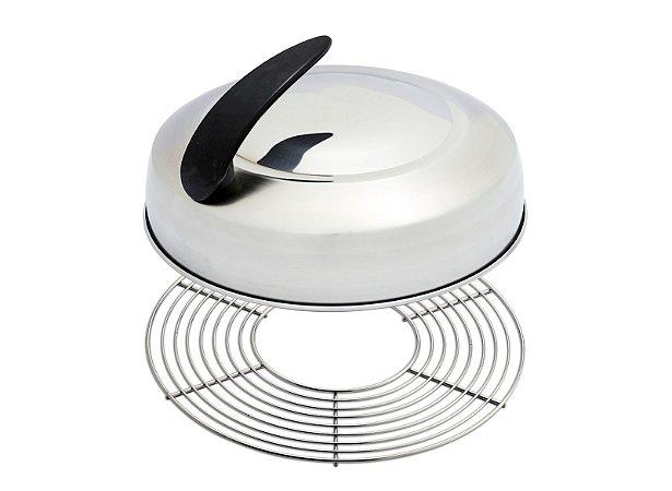 Kit defumador para Churrasqueira Get Grill