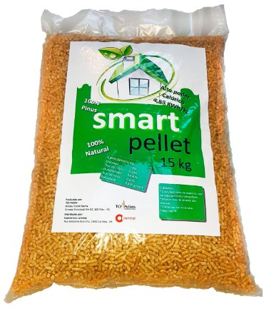Smart Pellet - Saco 15 kg
