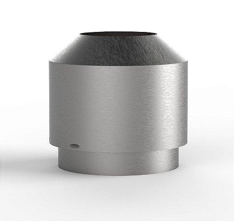 Firepit inox a pellet - 32cm - Skaptra